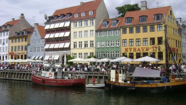 Nyhavn Danmark